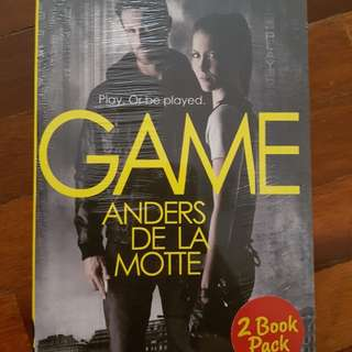(UPDATED) Game & Buzz (The Game Trilogy) by Anders de la Motte