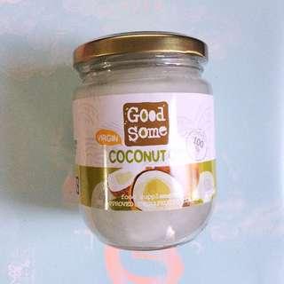 GoodSome第一道冷壓椰子油