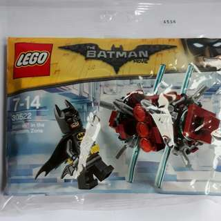 Lego the Batman Movie Batman in the Phantom Zone 30522