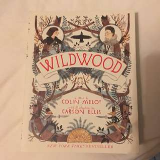 Wildwood children's book