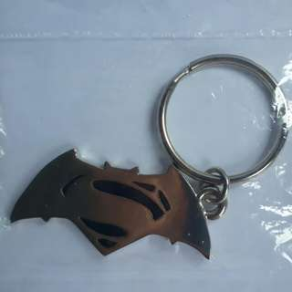 Batman v Superman Key Chain - Small