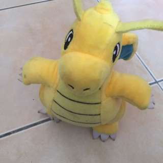 Prelove pokemon toys- dragonfly