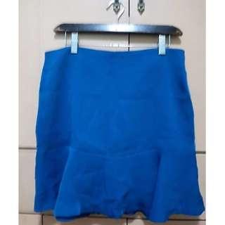 Forever 21 Imperial blue skirt