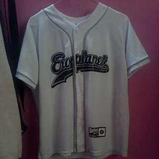 Exo Baseball Jersey