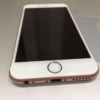 IPhone 6S 64GB Rose Gold (Lock Icloud)