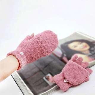 Sarung tangan hangat 2 model
