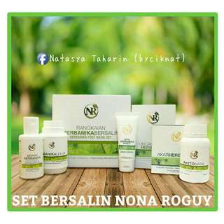 SET BERSALIN NONA ROGUY