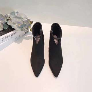 BN Hermes Please Low Boots size 37