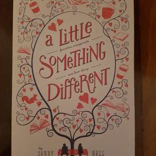 (UPDATED) A Little Something Different by Sandy Hall