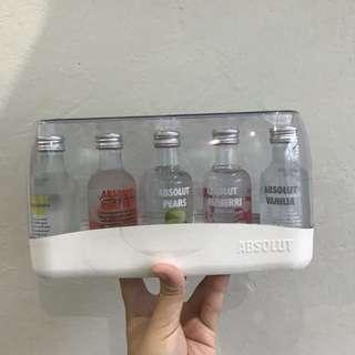 Vodka Mini Assorted Flavours 50ml