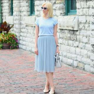 Zara Flare Skirt Original