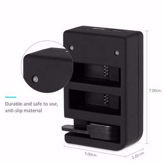 GOPRO BCG-501 GOPRO HERO 5 Multi Functional Charger Battery & Wifi ACCESSORIES
