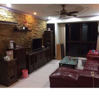 Blk 612 Jurong West HDB for RENT - 5mins walk to Jurong Point / Boon Lay MRT / Pioneer Mall / Pioneer MRT