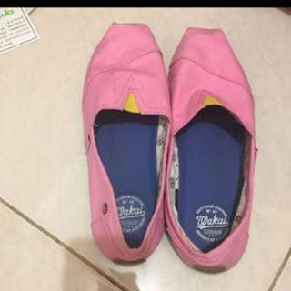 Wakai shoes ori size 39