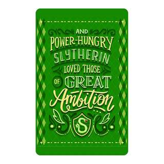 Beep Card - Slytherin