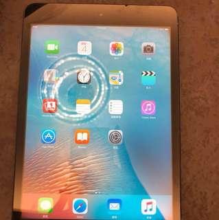 iPad mini 32gb 100% work有花 請看圖