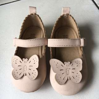 H&M shoes butterfly
