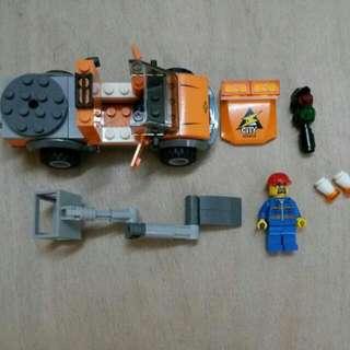 Original LEGO's Service Truck