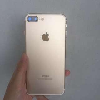 Iphone 7+ Gold 128GB
