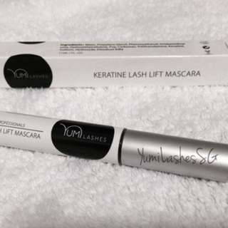 Yumi lashes nourish mascara