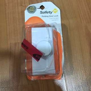 Safety 1st - Folding Door Lock