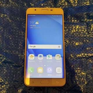 Samsung J7 Prime 需換屏