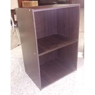 TAILEE 2 LAYER UTILITY CABINET WITHOUT DOOR WENGE