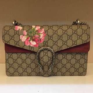 Gucci Dionysus medium bloom 2017