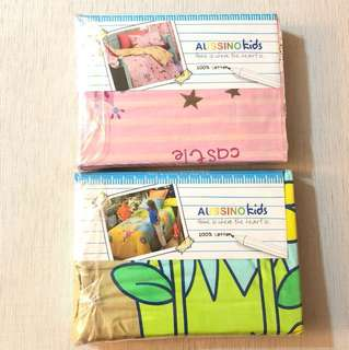 Single sized Bedsheet set (For boy & girl)