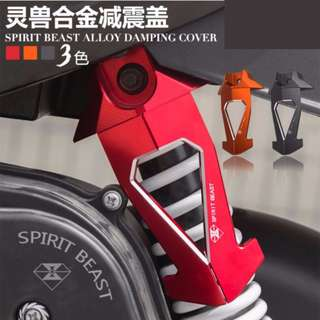 Universal Spirit beast front shock absorbers suspensions sliders
