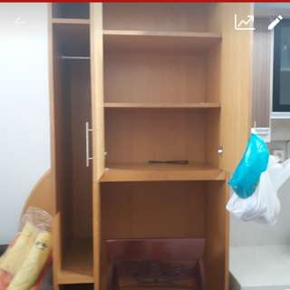 Lemari pakaian or lemari baju or full height cabinet
