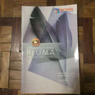 USED Filipino Pinagyamang Pluma Book for Grade 12