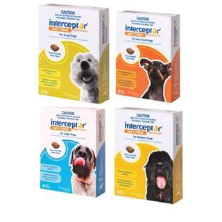 Interceptor Spectrum For Dogs