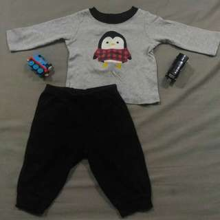Bundle: Child of Mine x Carter's, Size: 3-6 mos.