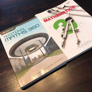 Additional Maths 360 / Mathematics 3