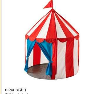 New Ikea Children Tent