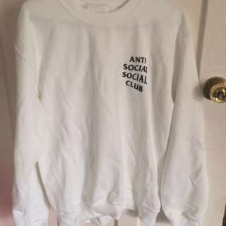 Anti Social Social club (ASSC) Crew Neck