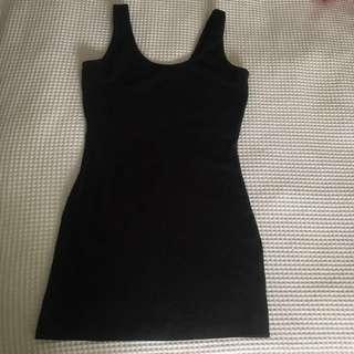 Betty Basics Black Bodycon dress