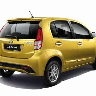 Johor Bahru Car Rental