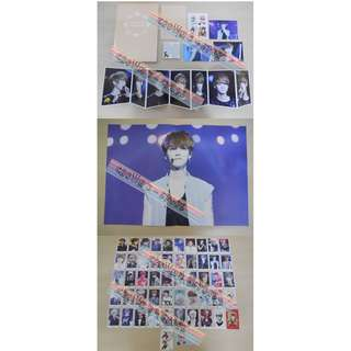 [CRAZY DEAL 80% OFF FROM ORIGINAL PRICE][READY STOCK]EXOLUHAN KOREA FANSITE GOODS (YOU WILL GET WHAT'S IN THE PICTURE)NEW!ORIGINAL FROM KOREA (PRICE NOT INCLUDE POSTAGE)PLEASE READ DETAILS FOR MORE INFO