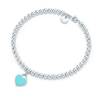 Authentic Return to Tiffany bracelet
