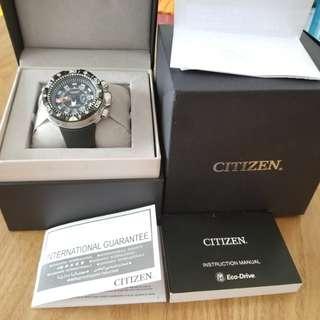 Citizen 星晨 火水爐