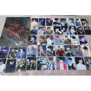 [CRAZY DEAL 80% OFF FROM ORIGINAL PRICE][READY STOCK]EXO LAY KOREA FANSITE GOODS (YOU WILL GET WHAT'S IN THE PICTURE)NEW!ORIGINAL FROM KOREA (PRICE NOT INCLUDE POSTAGE)PLEASE READ DETAILS FOR MORE INFO