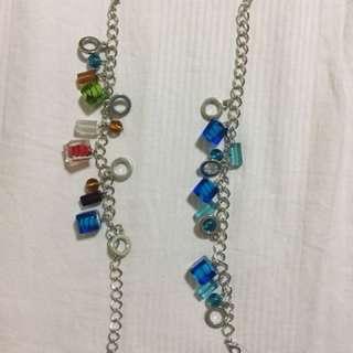 Murano glass bracelets for sale!