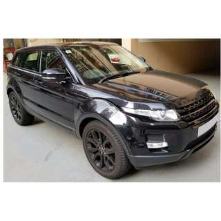 2011 Land Rover EVOQUE (Code 2126)