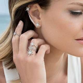 Apm monaco 925純銀飾物 戒指 手鐲 耳環 頸鏈