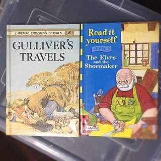 2 Children's Books Package!