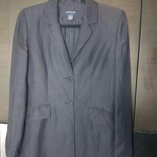 Dark blue/black blazer