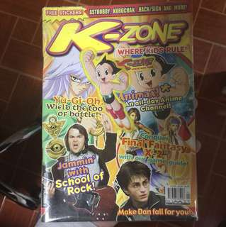 K-Zone 2004 Issue