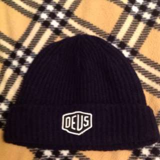 DEUS美國品牌毛帽